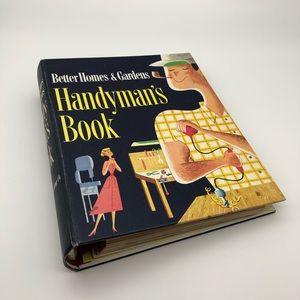 Vintage Better Homes & Gardens Handyman Book